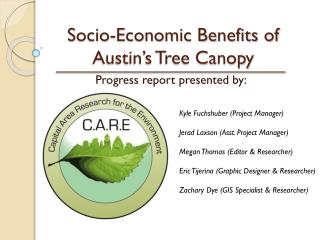 Socio-Economic Benefits of Austin's Tree Canopy