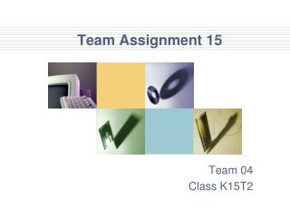 Team Assignment 15