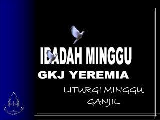 IBADAH MINGGU