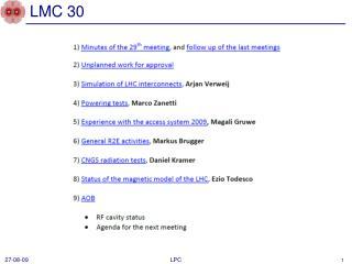 LMC 30
