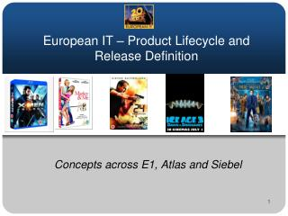 European IT – Product Lifecycle and Release Definition