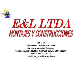 E&L LTDA