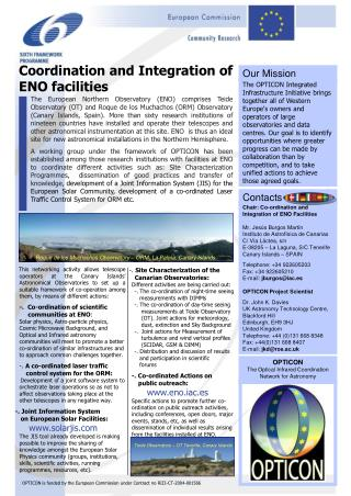 -.  Site Characterization of the     Canarian Observatories: