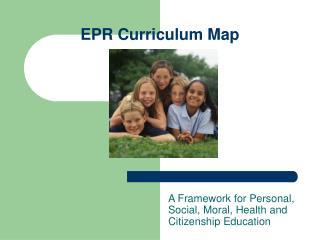 EPR Curriculum Map