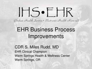 EHR Business Process Improvements