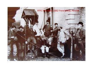 YFFC members 1892 Frenchfield, Penrith