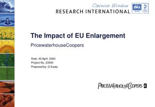The Impact of EU Enlargement