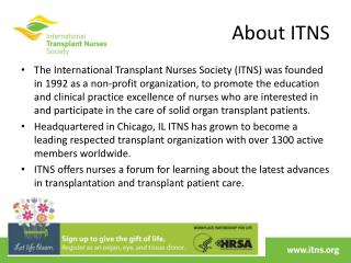 About ITNS