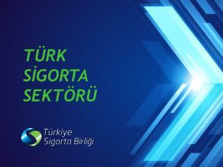 TÜRK  SİGORTA SEKTÖRÜ