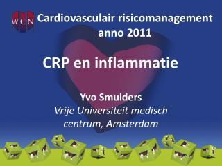 CRP en  inflammatie