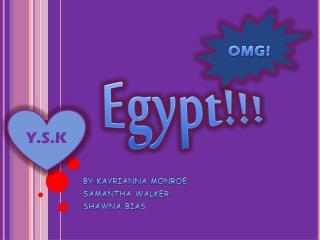 Egypt!!!