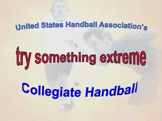 United States Handball Associations