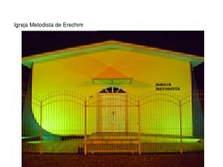 Igreja Metodista de Erechim