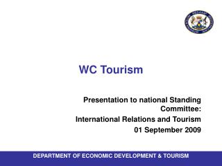WC Tourism