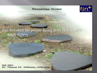 Presentation   Fiji Network for people living with HIV and