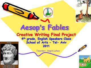 Aesop ' s Fables