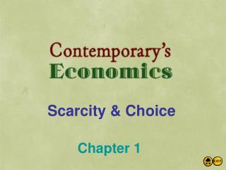 Scarcity & Choice