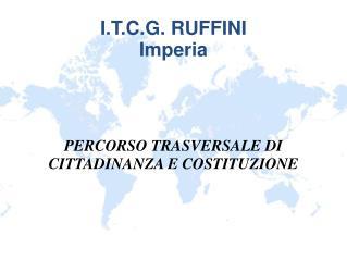 I.T.C.G. RUFFINI Imperia