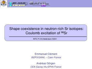 Shape coexistence in neutron-rich Sr isotopes: Coulomb excitation of  98 Sr