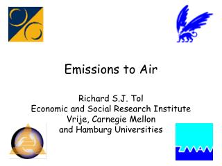 Emissions to Air