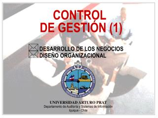 CONTROL  DE GESTIÓN (1)