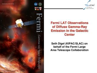 Fermi LAT Observations of Diffuse Gamma-Ray Emission in the Galactic Center