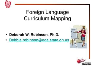 Foreign Language  Curriculum Mapping