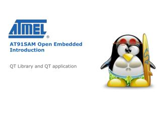 AT91SAM Open Embedded Introduction