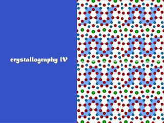 crystallography l v