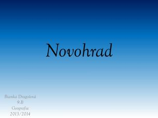 Novohrad