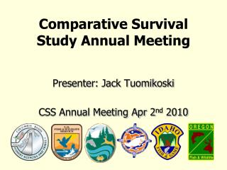 Comparative Survival Study Annual Meeting