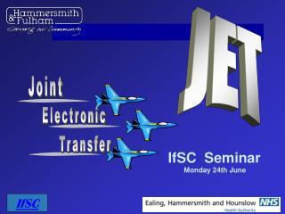 IfSC  Seminar