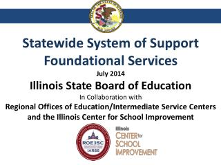 Statewide System of Support Regional Delivery System