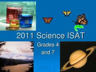 2011 Science ISAT