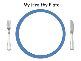 My Healthy Plate