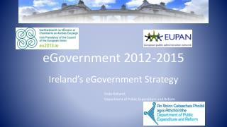 eGovernment 2012-2015