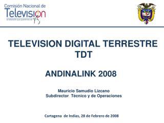TELEVISION DIGITAL TERRESTRE TDT