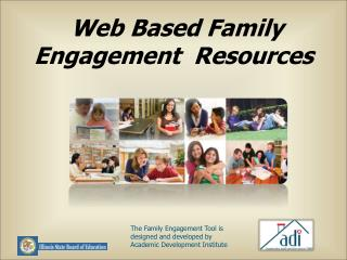 Web Based Family Engagement  Resources