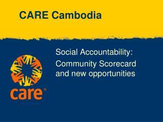 CARE Cambodia