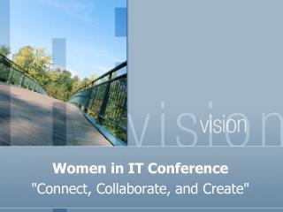 Women in IT Conference