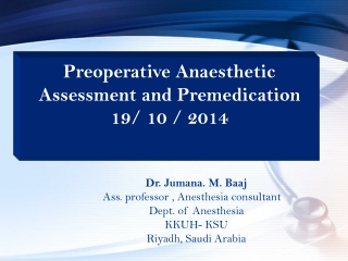 Patient assessed health instruments: The example of orthopaedic surgery