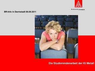 BR-Info in Darmstadt 09.09.2011