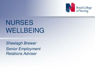 NURSES WELLBEING