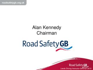 Alan Kennedy Chairman