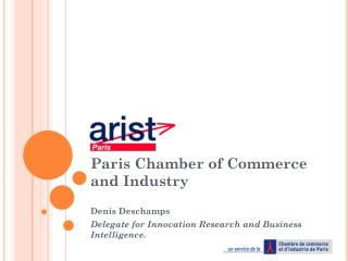 Paris Chamber of Commerce and Industry