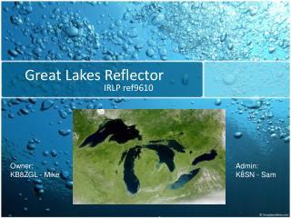 Great Lakes Reflector