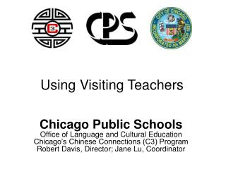 Using Visiting Teachers