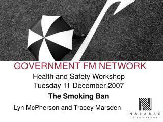 GOVERNMENT FM NETWORK