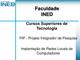 Faculdade INED