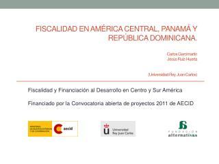 Fiscalidad y Financiación al Desarrollo en Centro y Sur América